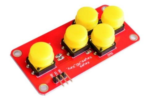 Vorpal DPAD Button Module