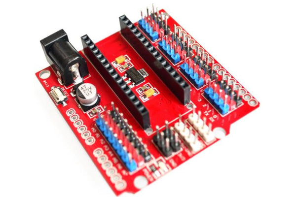 Funduino IO Shield for Arduino Nano