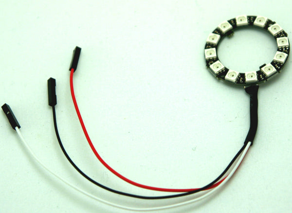 12 RGB LED Ring For Arduino