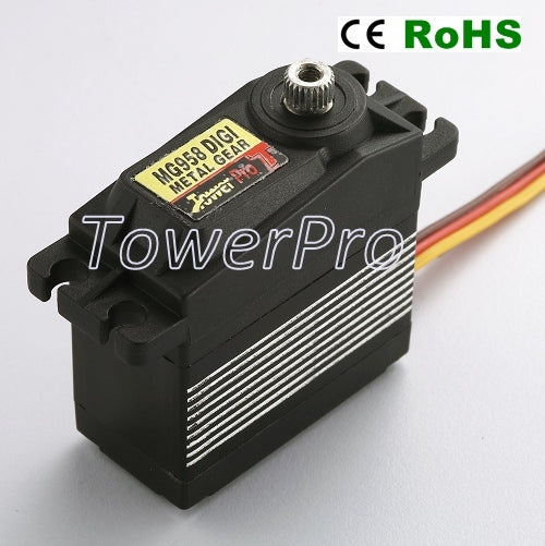 Genuine Tower Pro MG958 Standard Size Servos