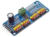 16 Channel PWM Servo Driver