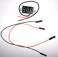 Battery Voltage Display