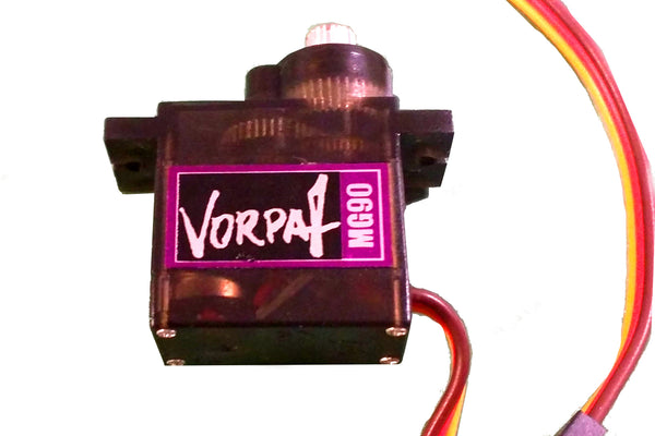Vorpal Brand MG90 Micro Servo (Made by Tower Pro)