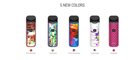 Smok Nord new Colors