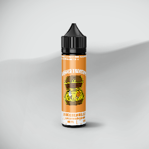 buried treasure flavored e-liquid 60ml bottle
