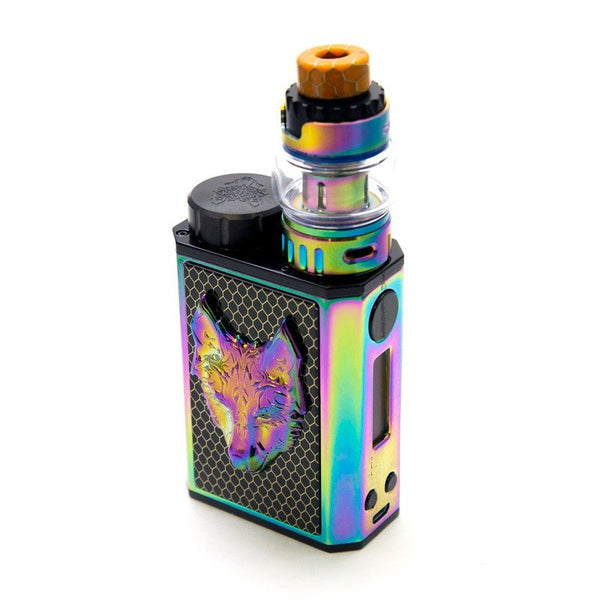 Sigelei SnowWolf Mini 100W TC Kit Rainbow