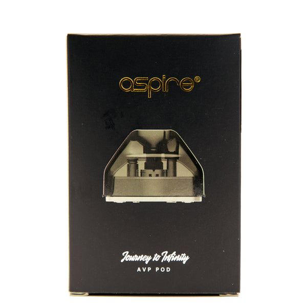 Aspire AVP Replacement Pods 2pk