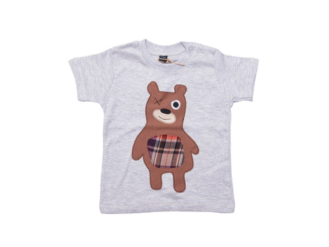 Baby Bear T Shirt by Not For Ponies