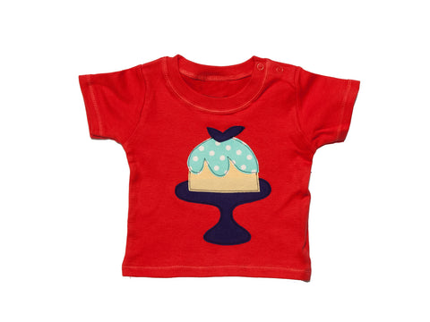 Baby Blancmange T Shirt by Not For Ponies
