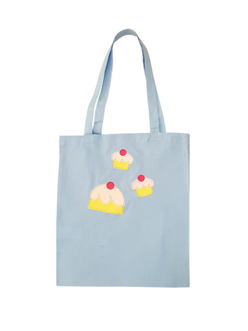 Cupcake Tote Bag by Not For Ponies