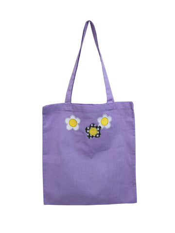 Flower Power Tote Bag by Not For Ponies