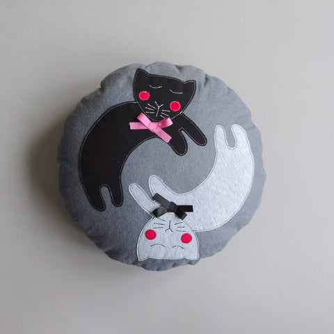 Kittens Cushion