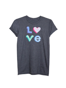 Women's Love Letters T Shirt by Not For Ponies