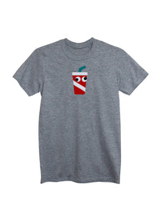 Men's Grey Cola T Shirt by Not For Ponies