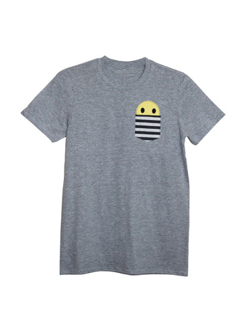 Smiley Pocket T-shirt
