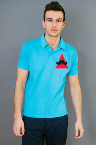 Shapes Polo Shirt