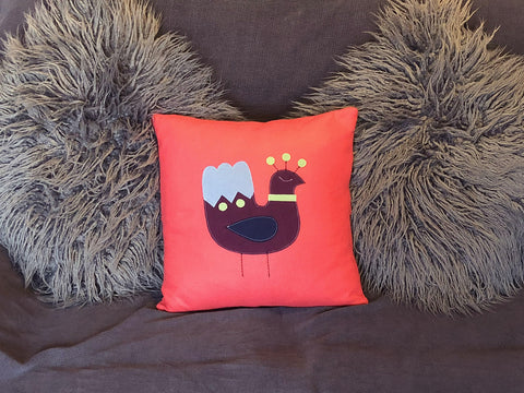Scandi Hen Cushion