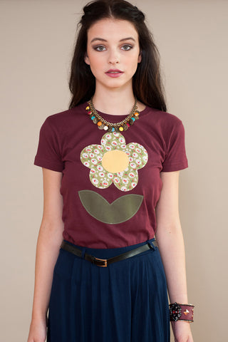 Scandi Flower T-shirt