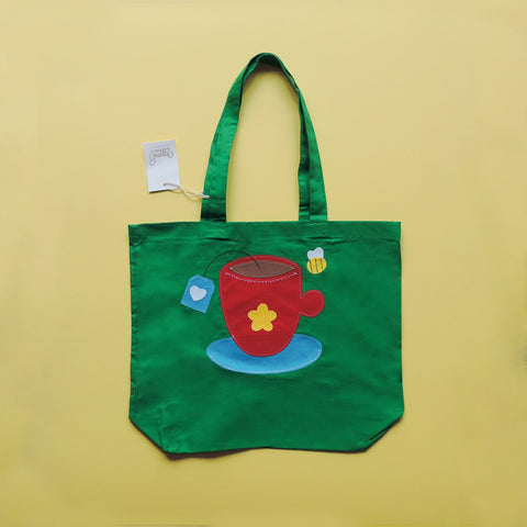 Cuppa Tea Shopper Bag