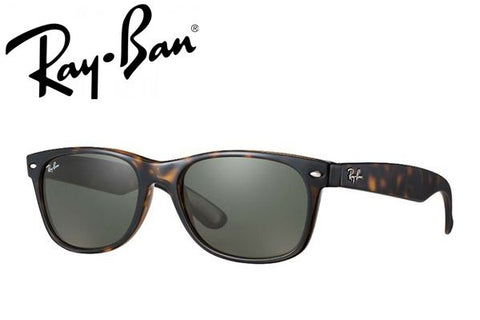 Ray-Ban Wayfarer Sunglasses (Havana Brown)