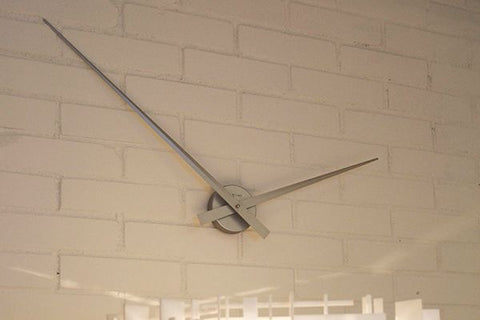 NeXtime Hands Wall Clock (Silver)