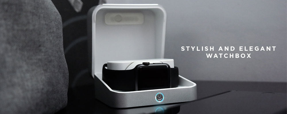 Stylish watch case for Apple Watch