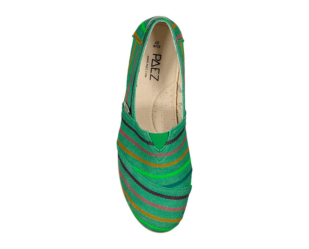 CLASSIC STRIPES GREEN