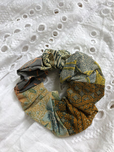 Balinese Batik Scrunchie No. 2 - MAE I Mary U