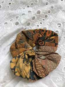 Balinese Batik Scrunchie No. 3 - MAE I Mary U