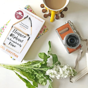 Book Club - Eleanor Oliphant is completely fine by Gail Honeyman