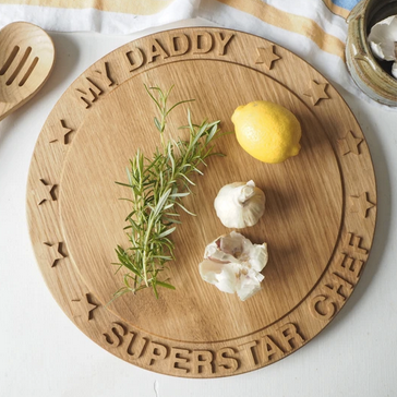 large-chopping-board- personalised-daddy
