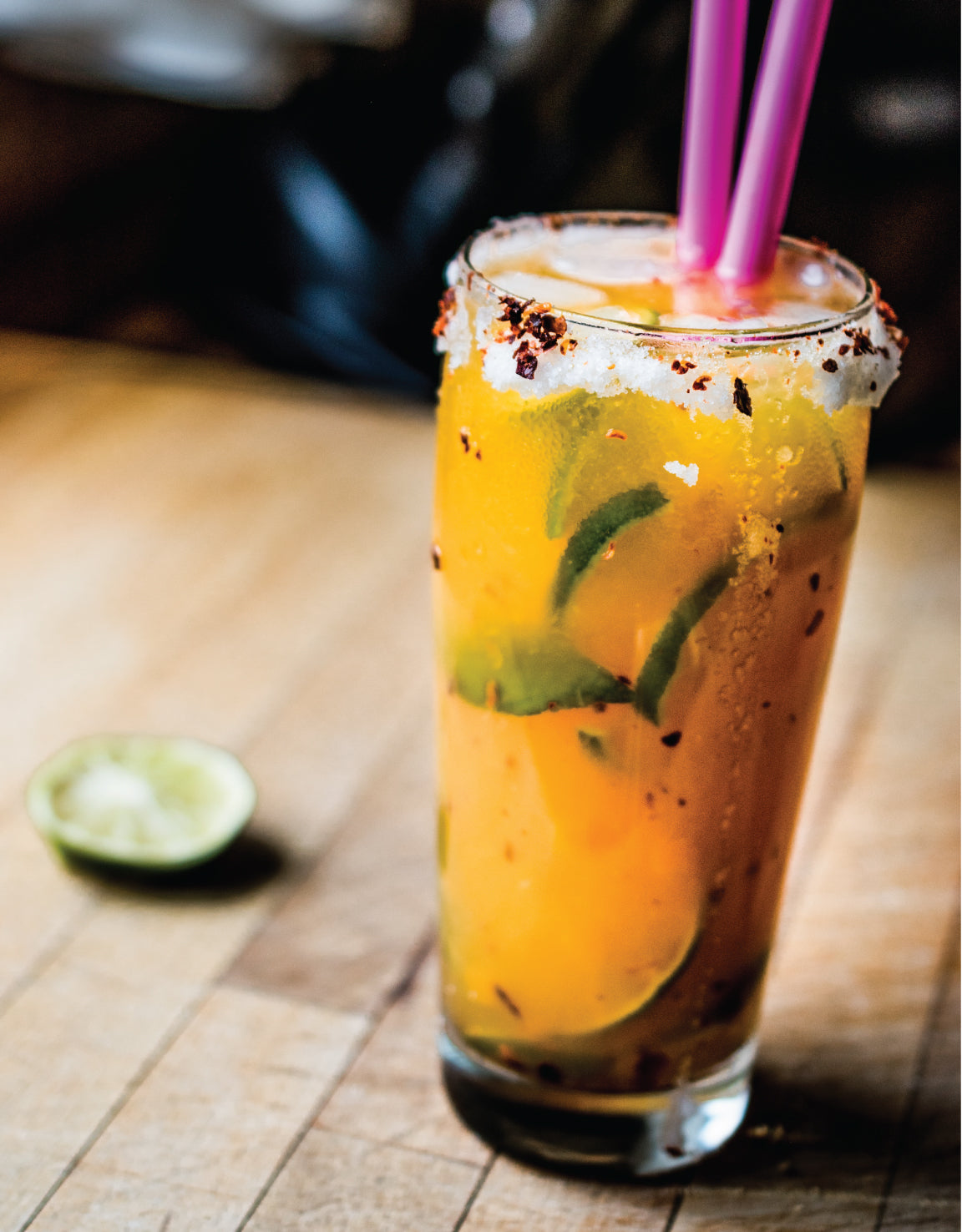 How to make a Michelada or Bloody Beer