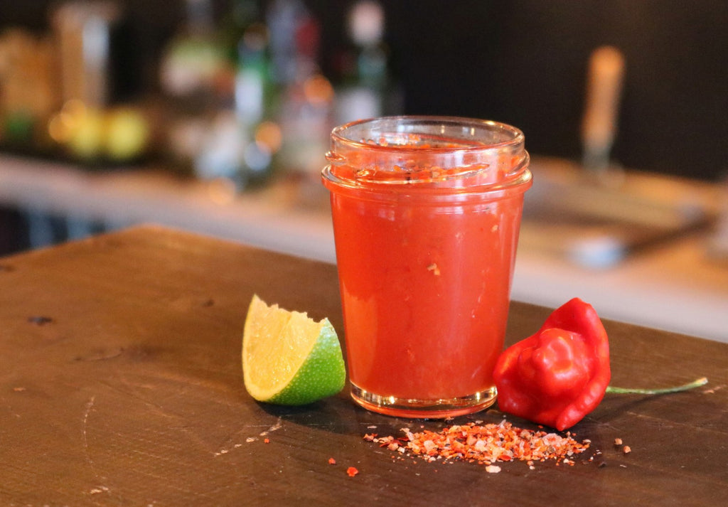 best tomato juice to use with bloody mary