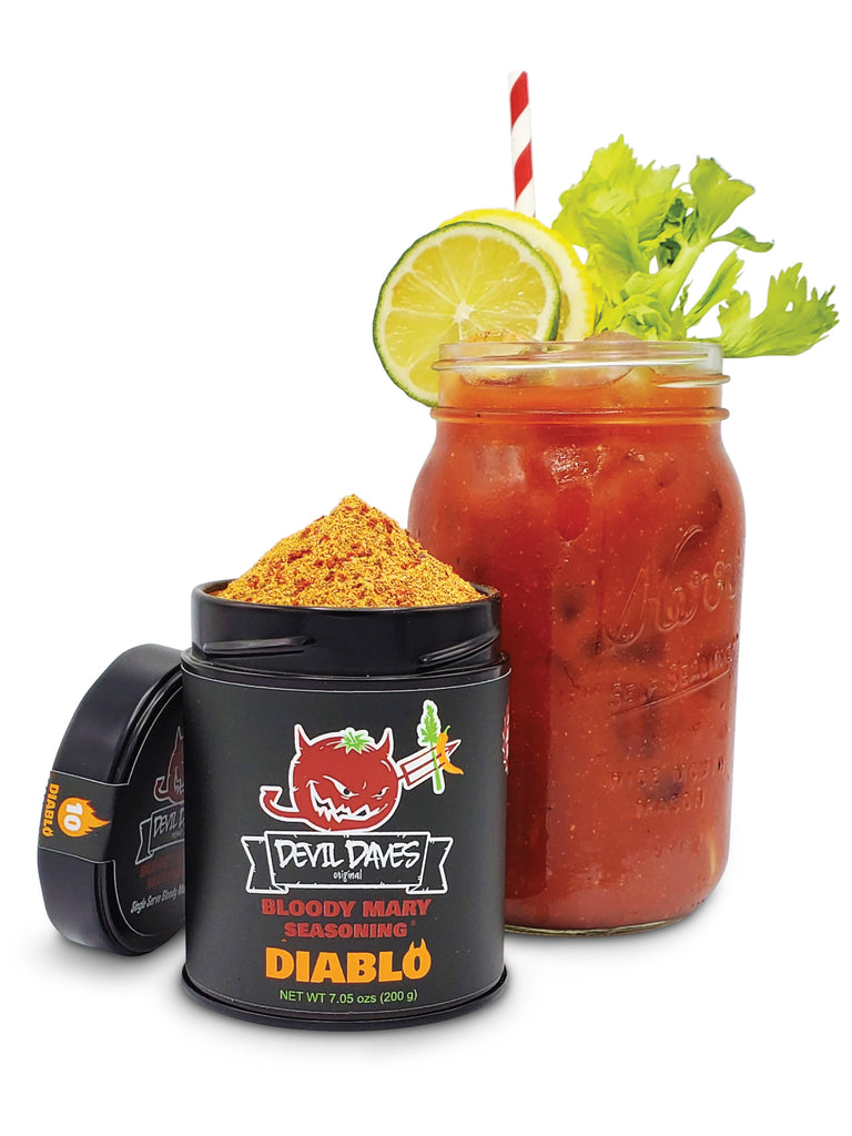 Diablo Extra Spicy Bloody Mary Seasoning | 25 Servings