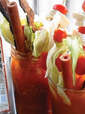 meat straws for bloody marys
