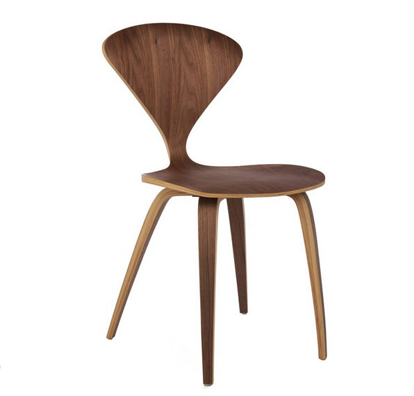Cherner Style Plywood Chair