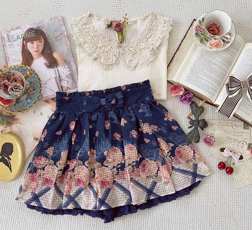 Liz Lisa Navy Fairy Tale Skirt
