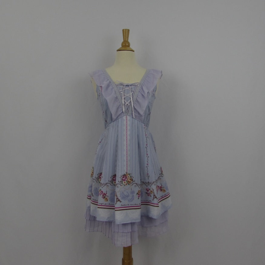 Axes Femme Lavender Sweets Dress