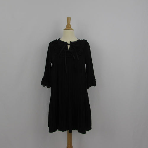 Axes Femme Black Tent Dress