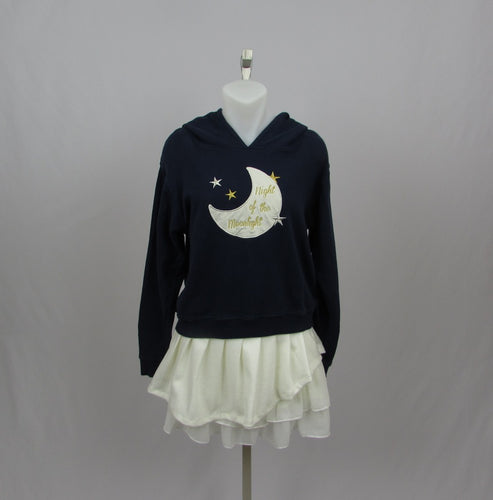 F.I.N.T Good Night Moon Sweater Shirt