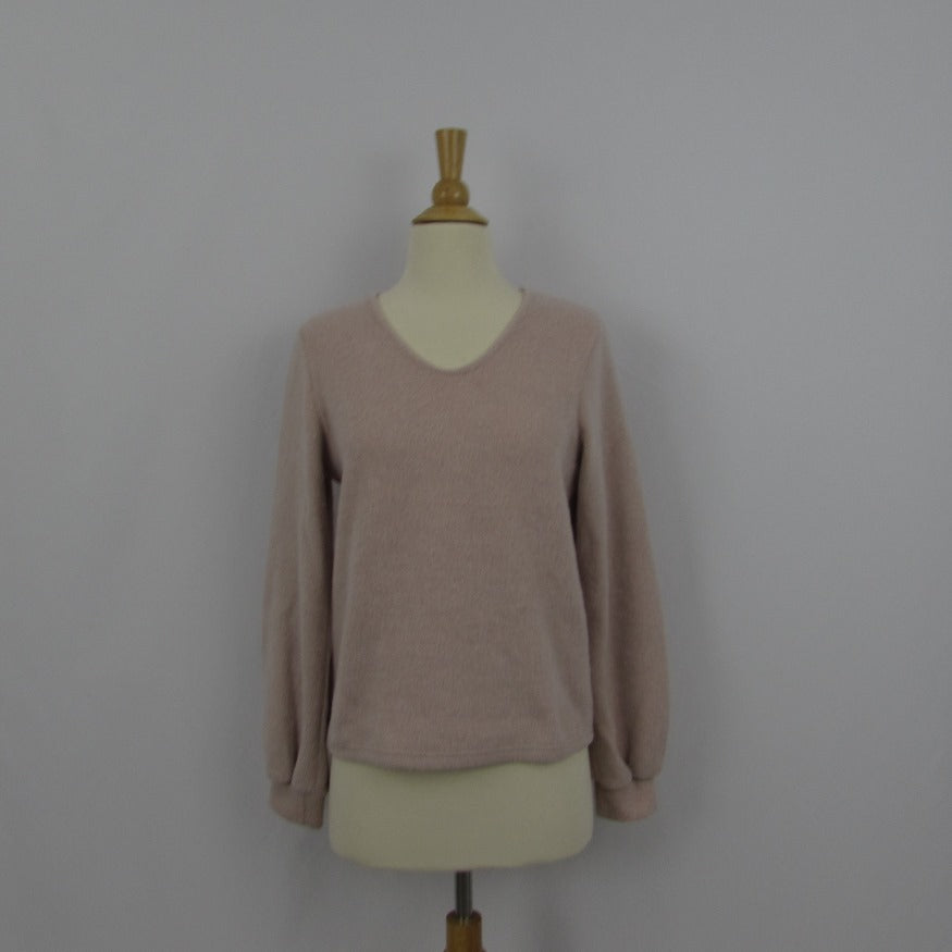 Aevery Dusty Pink Sweater
