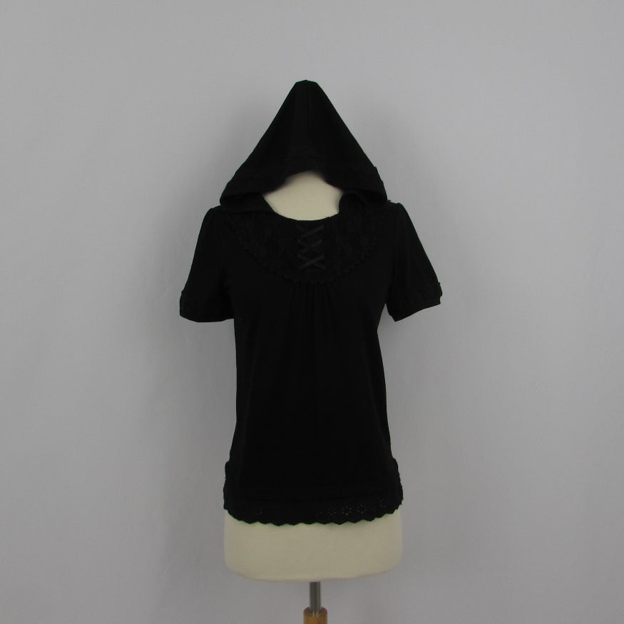 Axes Femme Knit Hoodie
