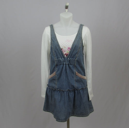 Charlotte Ronson Denim Dress