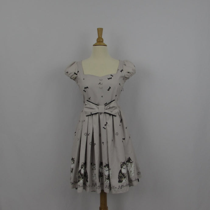 Ank Rouge Spooky Kitty Dress