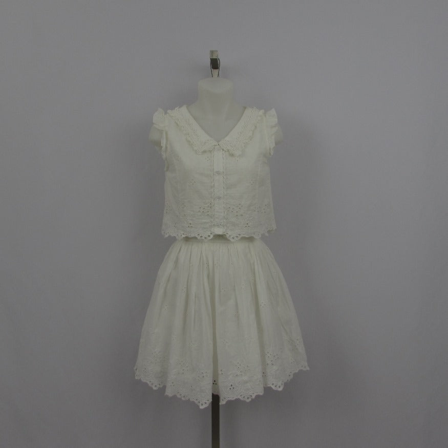 Liz Lisa White  Dress
