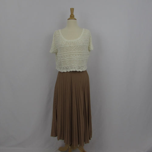 Lowerys Farm Chiffon Maxi Skirt