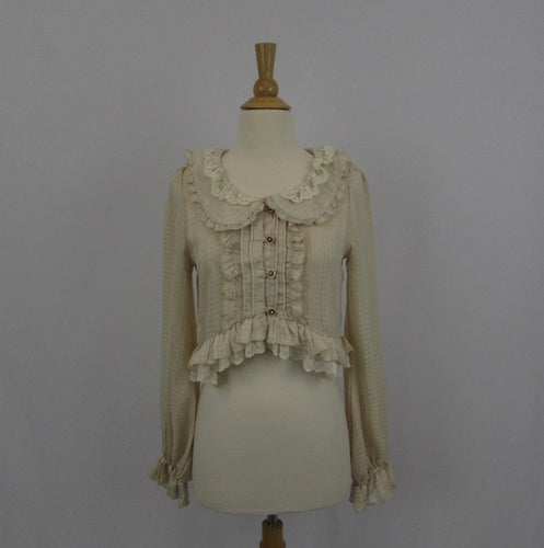 Liz Lisa Cream Blouse
