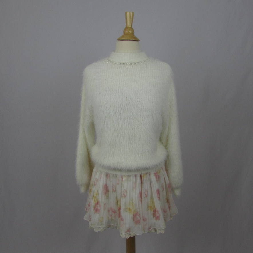 Ingni Super Soft Cozy Sweater - Cherry Cordial
