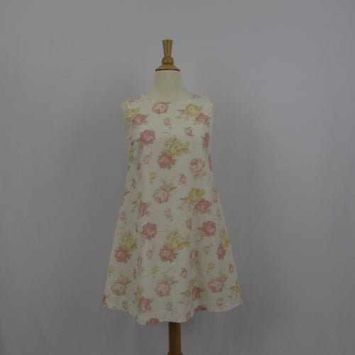 Liz Lisa Cream Floral Tent Dress