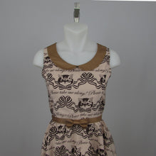 Penderie Kitty Cat Dress - Cherry Cordial